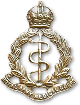RAMC - The Royal Army Medical Corps